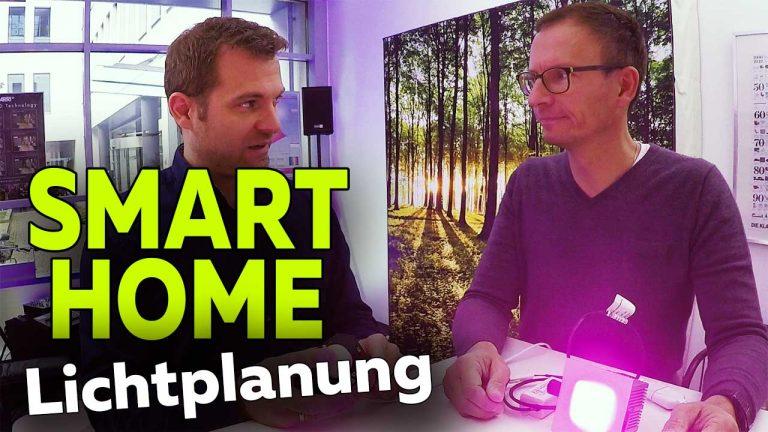 Frank Völkel - KNX Smart Home - Lichtplanung - Smartest Home