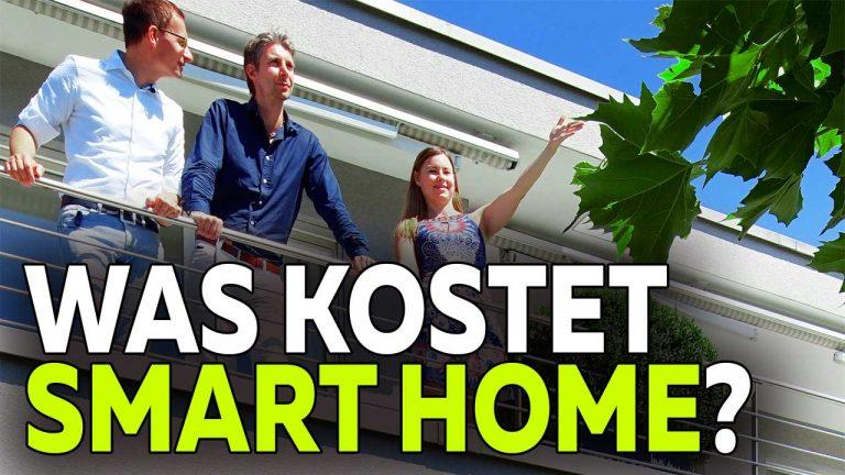 Frank Völkel - Was kostet ein Smart Home? Kosten eines Smart Home im Neubau