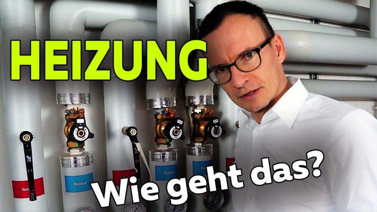 Frank Völkel - Wie funktioniert eine Heizung? Smartest Home