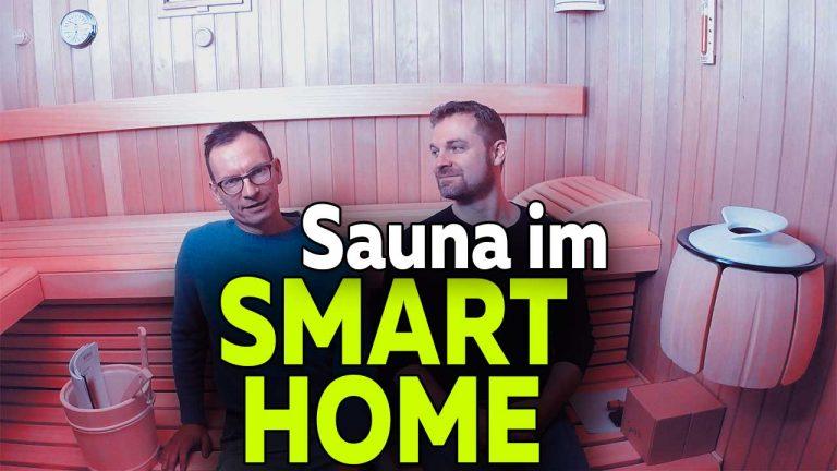 Frank Völkel - Sauna im KNX Smart Home Lichtstimmung - Smartest Home
