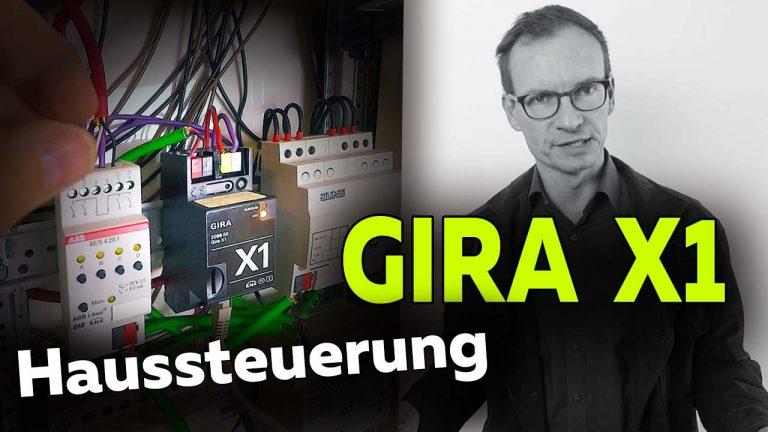Frank Völkel- Gira X1 Installation - Smartest Home