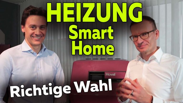 Frank Völkel - Wahl der richtigen Heizung im Smart Home - Smartest Home