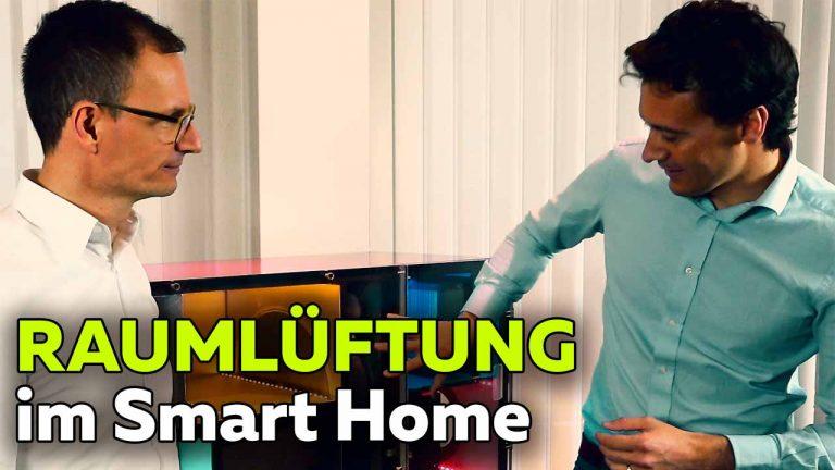 Frank Völkel - Hoval Wohnraum Lüftungsanlage - Smartest Home