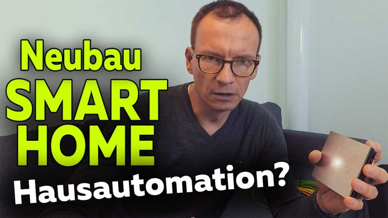 Frank Völkel - Neubau Smart Home - Hausautomation- Smartest Home