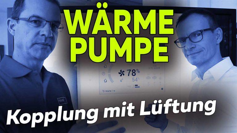 Frank Völkel - Kopplung Wärmepumpe Heizung und Lüftung - Smartest Home