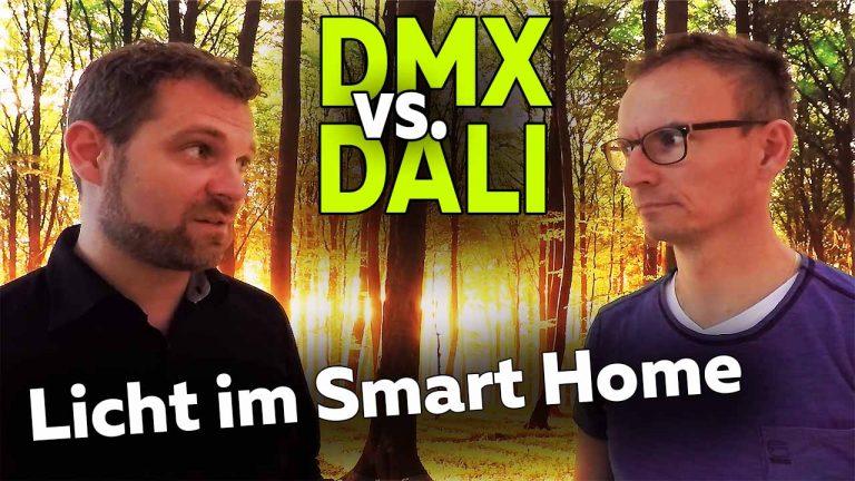 Frank Völkel - Timo Müller - DMX vs DALI Beleuchtung Smart Home - Smartest Home