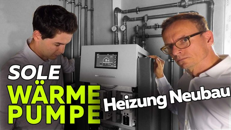 Frank Völkel - Sole-Wärmepumpe Kermi Heizung Neubau - Smartest Home