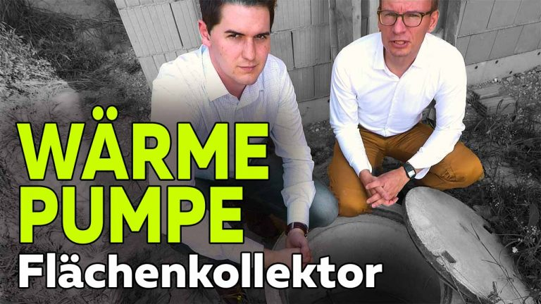Frank Völkel - Kermi Wärmepumpe mit Flächenkollektor - Smartest Home