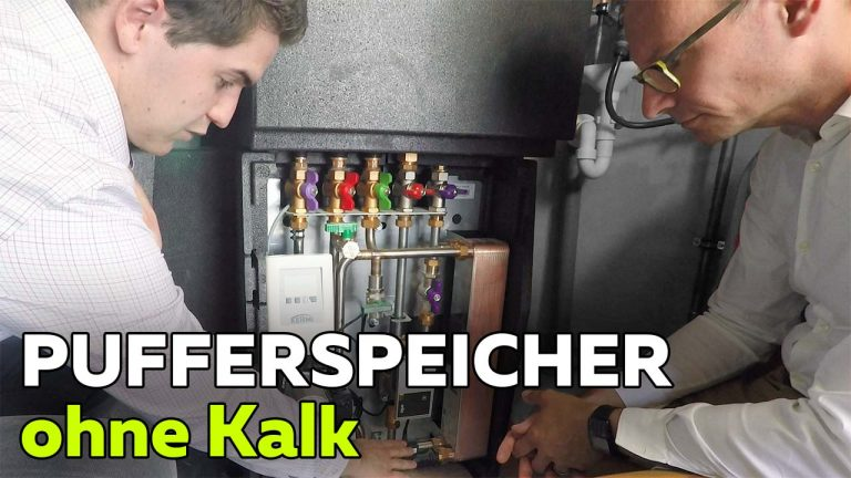 Frank Völkel - Pufferspeicher Heizung ohne Kalk - Smartest Home