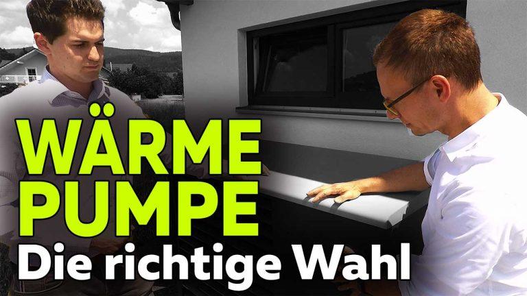 Frank Völkel - Vergleich Wärmepumpen die richtige Wahl - Smartest Home