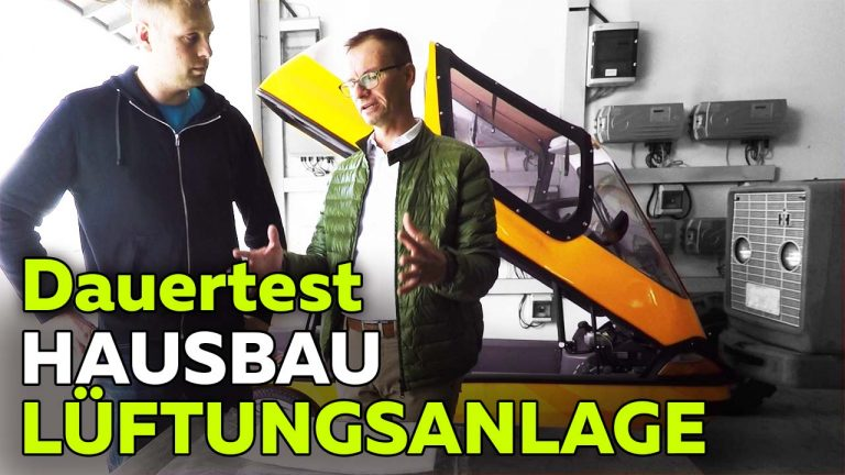 Frank Völkel - Martin Resch - Dauertest Lüftungsanlage Filter - Smartest Home