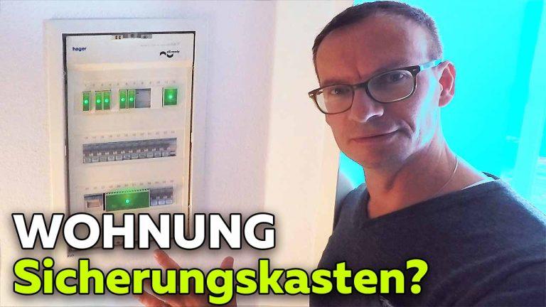 Frank Völkel - Wohnung Digitalstrom Smart Home nachrüsten - Smartest Home