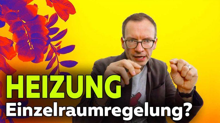 Frank Völkel - Einzelraumregelung Heizung Steuerung - Smartest Home