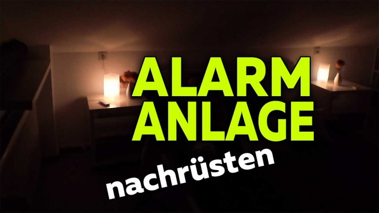 Frank Völkel - Alarmanlage im Smart Home nachrüsten - Smartest Home