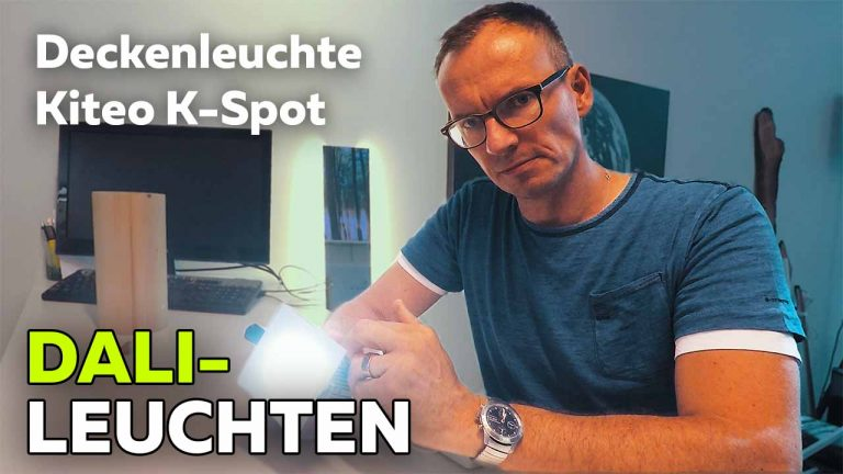 Frank Völkel - DALI-Leuchten im KNX Smart Home - Smartest Home