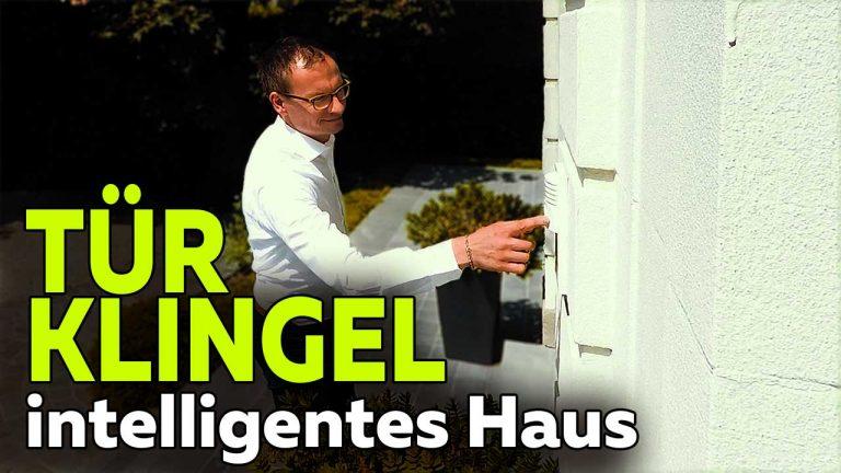 Frank Völkel - Türklingel Basalte Home KNX Smart Home - Smartest Home