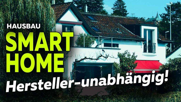 Frank Völkel - KNX Smart Home - Hausbau - herstellerunabhängig
