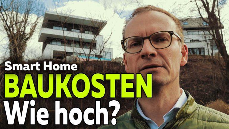 Frank Völkel - Baukosten Smart Home - Smartest Home