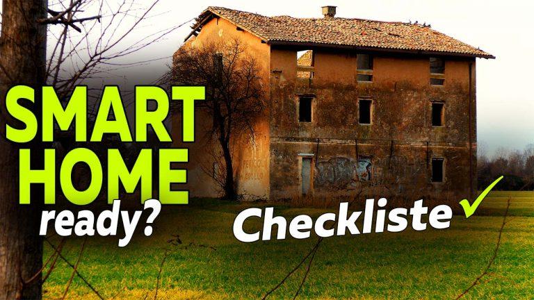 Frank Völkel - Smart Home ready - Checkliste