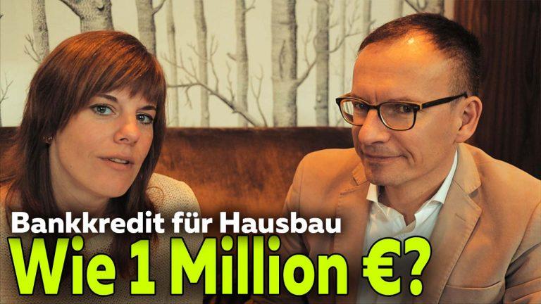 Frank Völkel - Stefanie Schädel - Smartest Home - Bankkredit Hausbau
