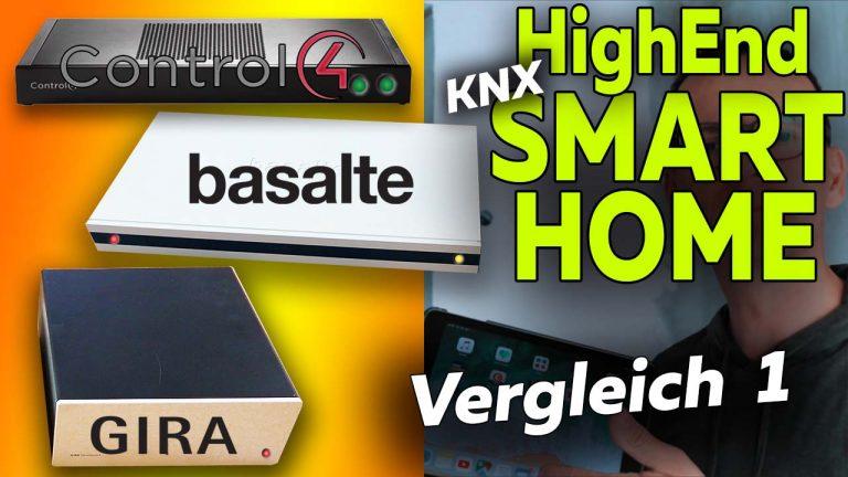 Frank Völkel - Smartest Home - Vergleich KNX Homeserver