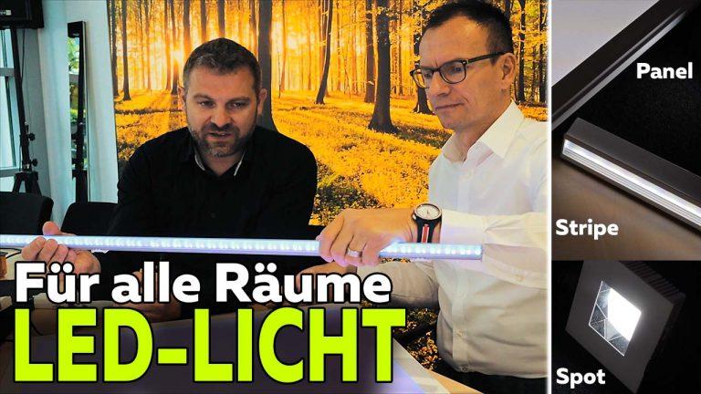 Frank Völkel - PI-LED Beleuchtung Smart Home - Smartest Home
