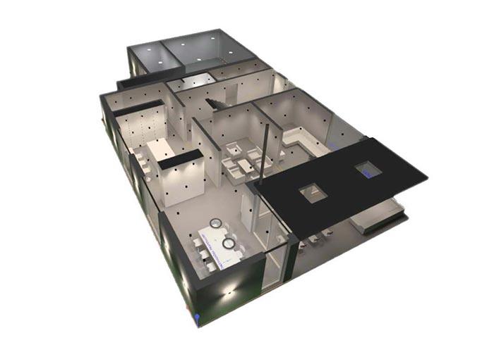 3D-Lichtsimulation und 3D-Lichtplanung - Smartest Home