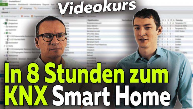 Frank Völkel - Smartest Home - KNX-Videokurs - Klick-Anleitung