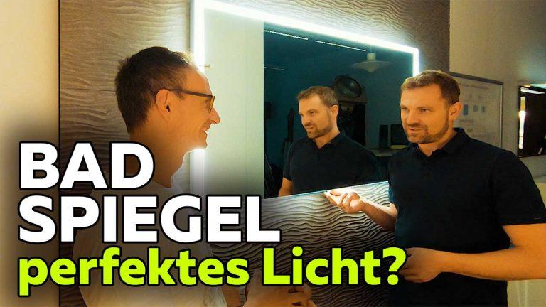 Frank Völkel - Fraefel Daydreem - Badspiegel PI-LED - Smartest Home
