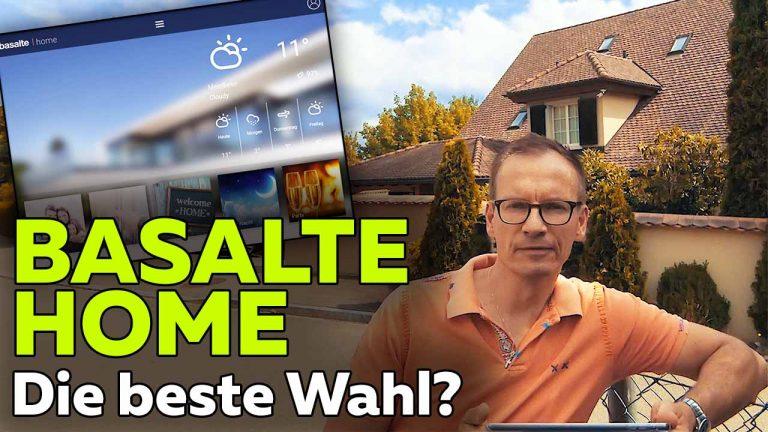 Frank Völkel - Basalte Home KNX Smart Home - Smartest Home