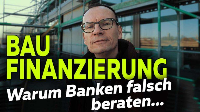 Frank Völkel - Baufinanzierung - Warum Banken falsch beraten