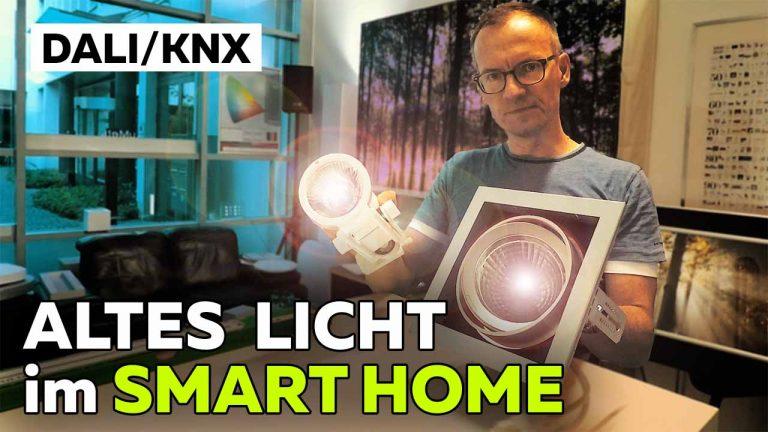 Frank Völkel - DALI Beleuchtung Smart Home - Smartest Home