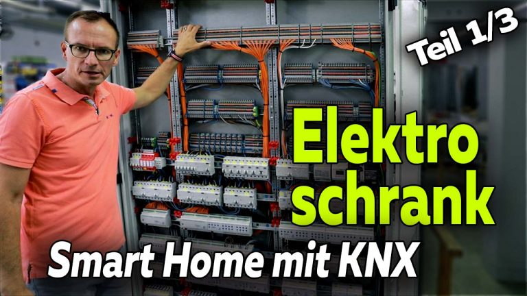Smartest Home Elektroverteiler KNX Smart Home 2