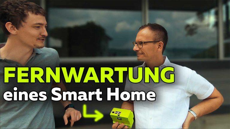 Frank Völkel - Fernwartung KNX Smart Home - Smartest Home