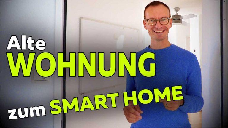 Frank Völkel - Altbau Wohnung wird zum Smart Home - Smartest Home