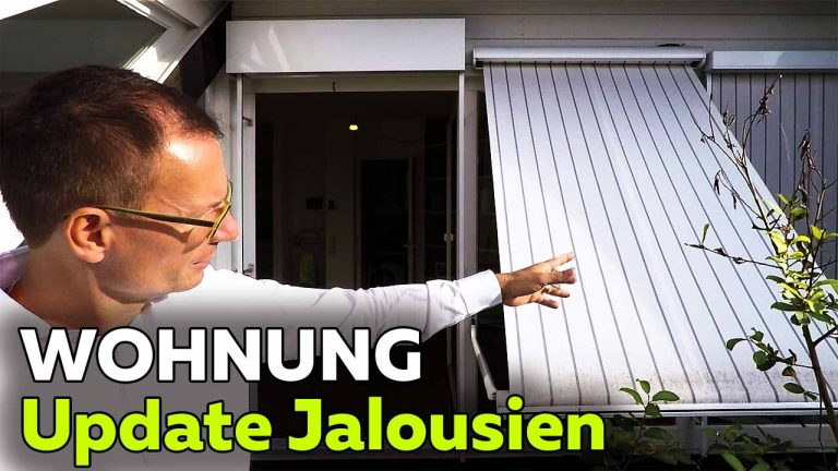 Frank Völkel - Wohnung mit Digitalstrom steuern - Jalousien - Smartest Home