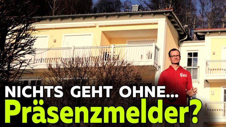 Frank Völkel - KNX Präsenzmelder im Smart Home - Smartest Home
