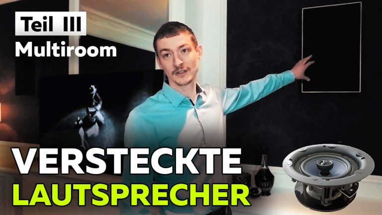 Frank Völkel - Multiroom-Audio KNX - Lautsprecher - Smartest Home