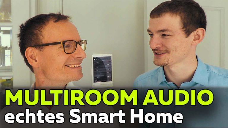 Frank Völkel - Multiroom-Audio - Basalte Home - KNX Smart Home - Smartest Home