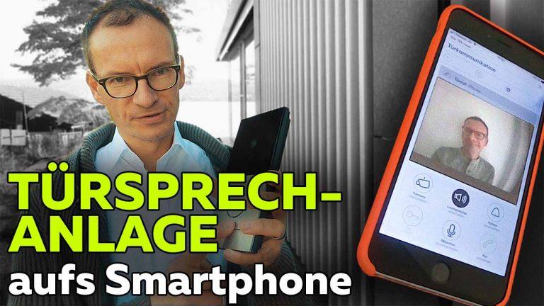 Frank Völkel - Türsprechanlage aufs Smartphone - Gira TKS IP Gateway