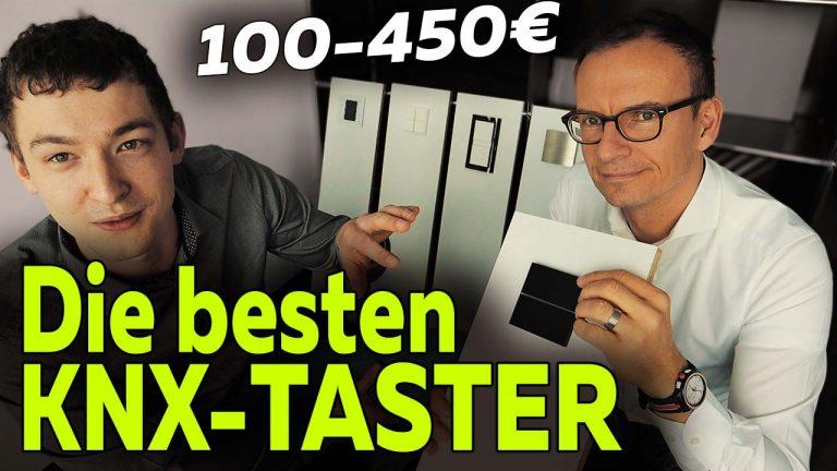 Frank Völkel - Die besten KNX-Taster von 100 Euro bis 800 Euro