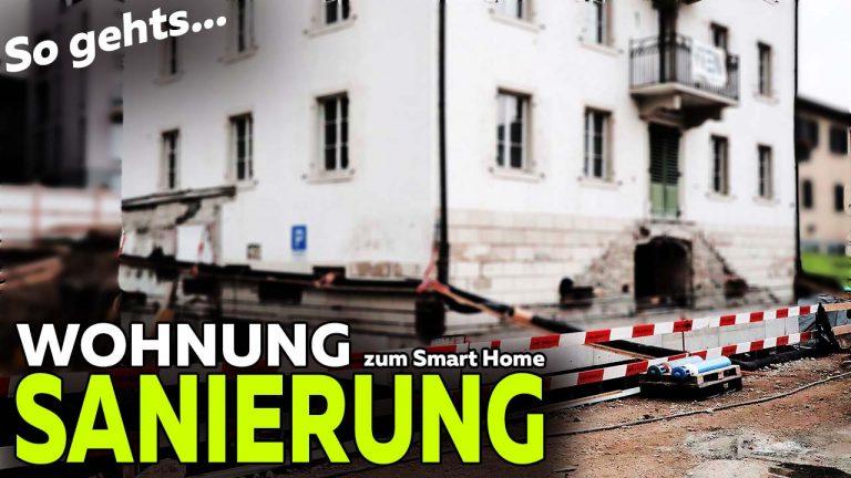 Frank Völkel - Smartest Home - Wohnungssanierung Smart Home