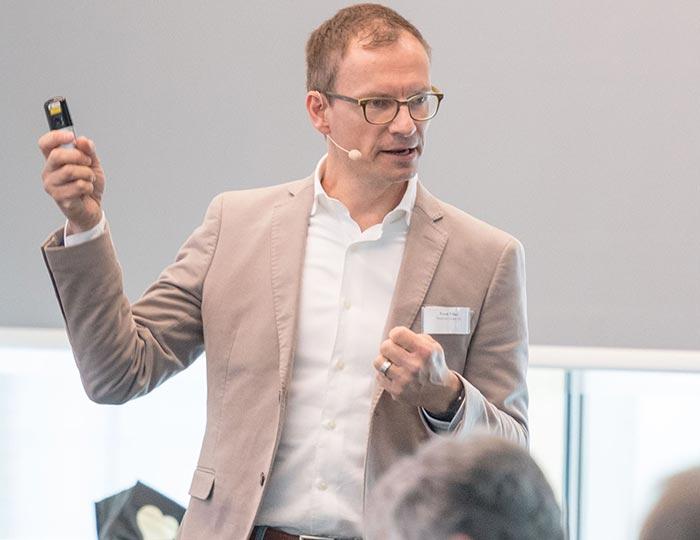 Frank Völkel - Smart Home KNX Keynote