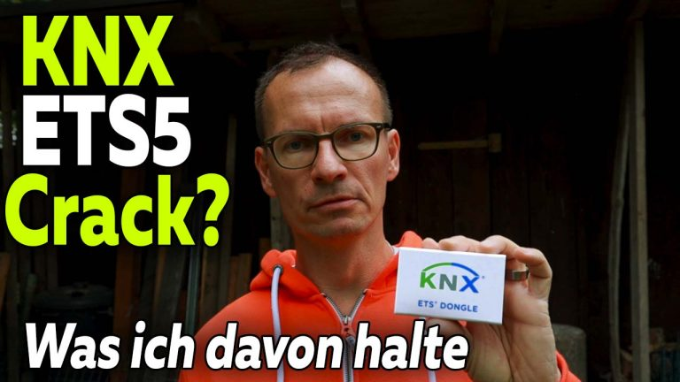 Frank Völkel - KNX ETS5 Crack Dongle - Smartest Home