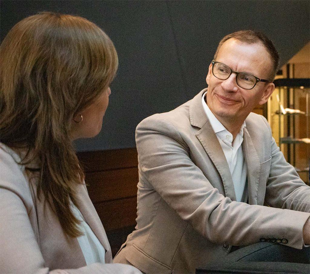 Frank Völkel - Gespräch Bauherren - Smartest Home