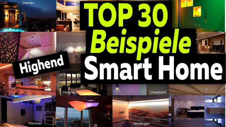 Top 30 Highend Smart Home KNX Beleuchtung - Frank Völkel - Smartest Home