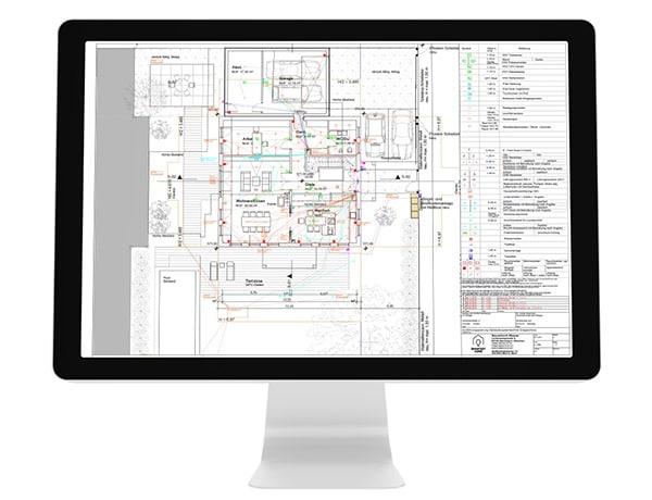Elektroplanung KNX Gebäudesystemtechnik - Smartest Home