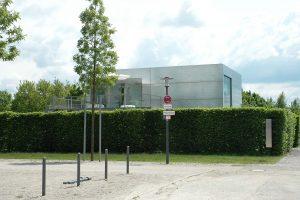 Haus der Gegenwart in München, 2005, Frank Völkel - Außenansicht