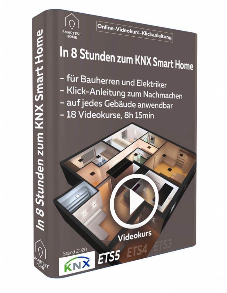 Frank Völkel - KNX Programmieren Videokurs Klick-Anleitung - Smartest Home