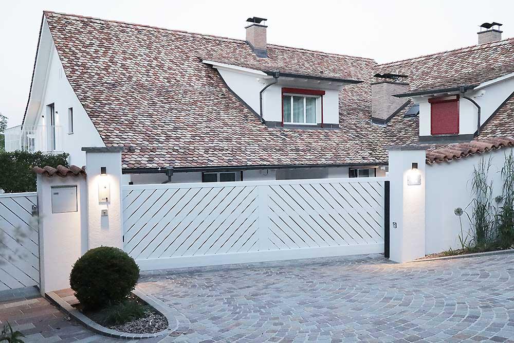 EIB/KNX Smart Home Altbau am Starnberger See